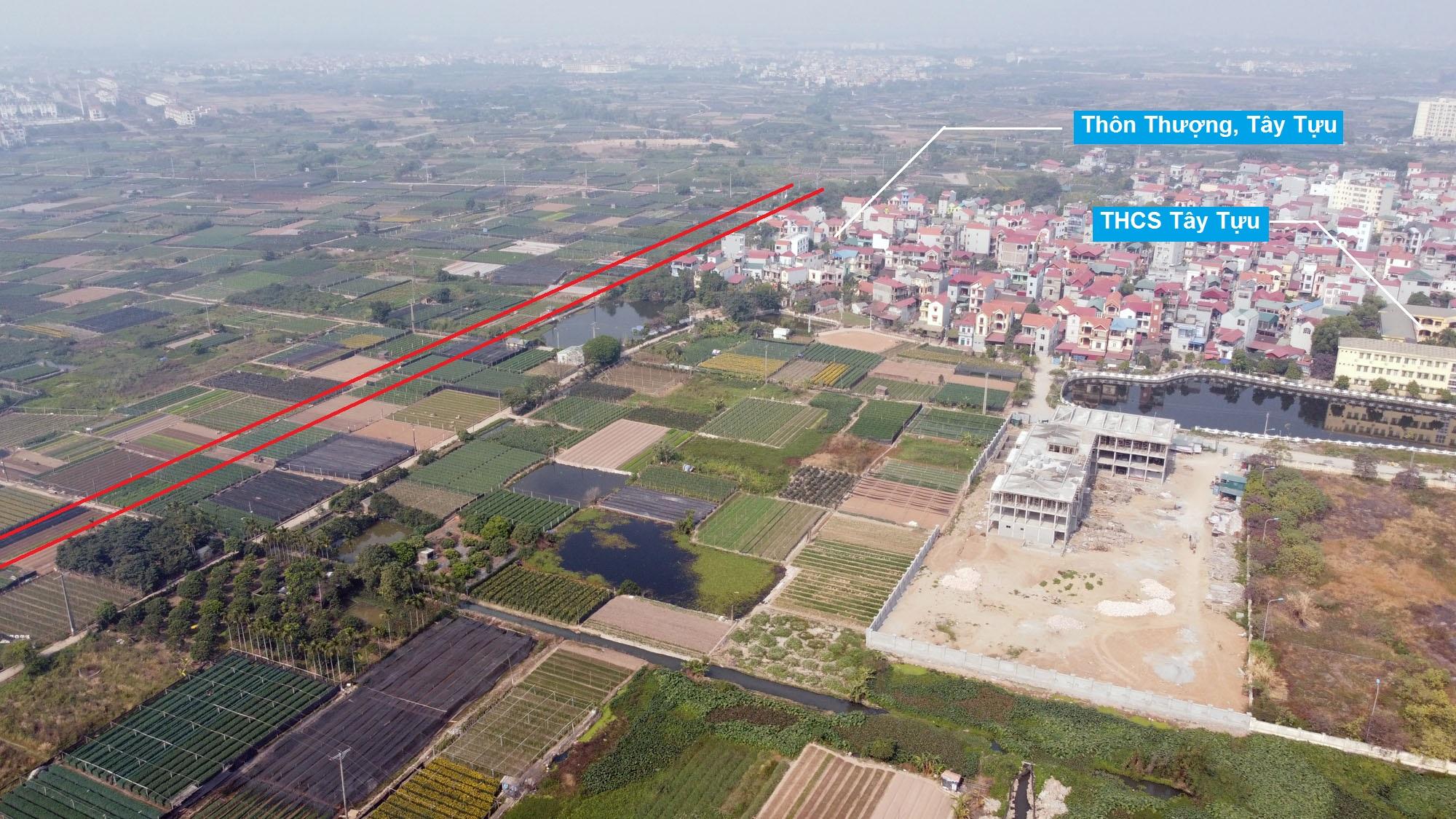 Ba đường sẽ mở theo qui hoạch ở phường Tây Tựu, Bắc Từ Liêm (phần 2) - Ảnh 5.