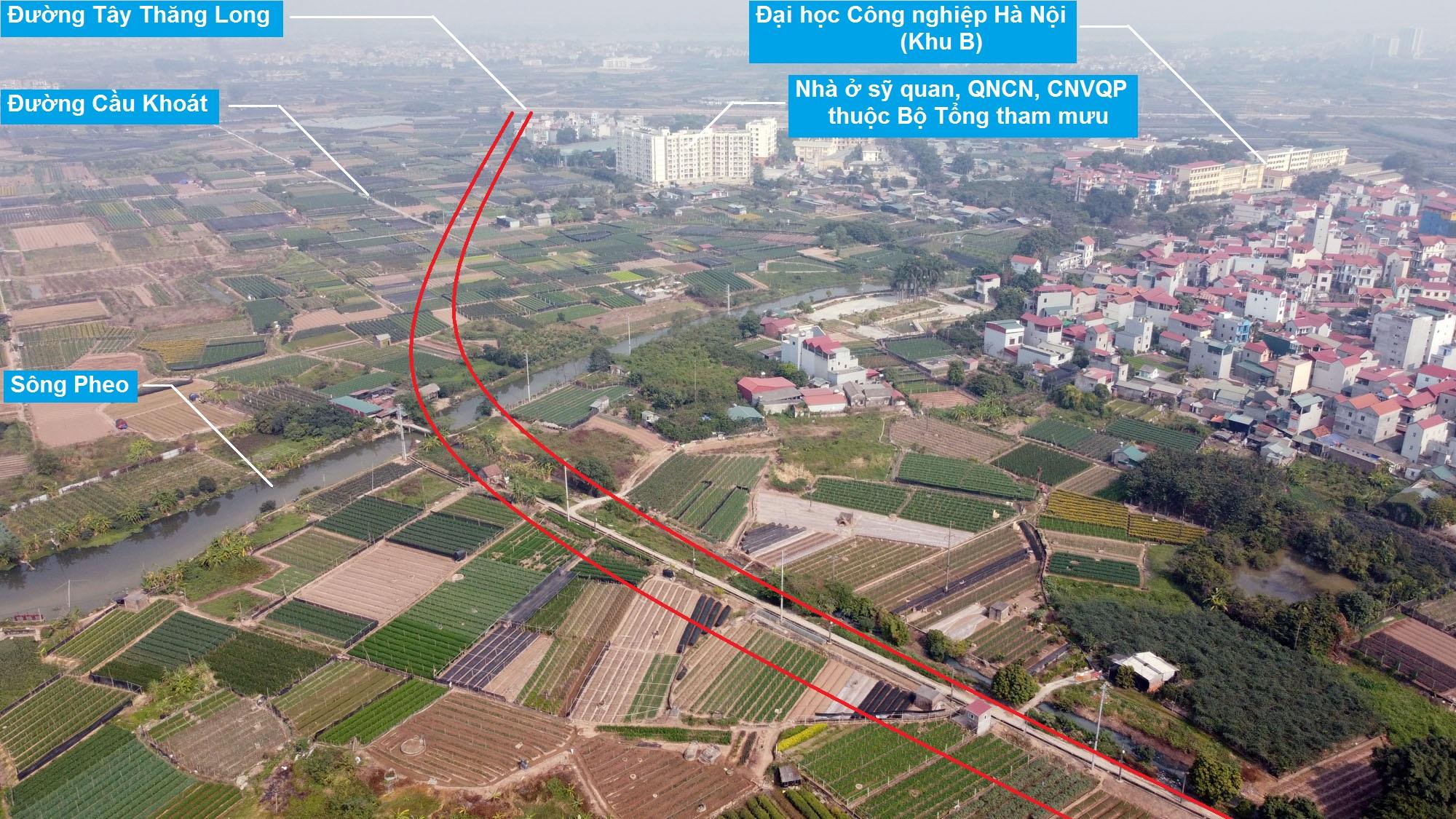 Ba đường sẽ mở theo qui hoạch ở phường Tây Tựu, Bắc Từ Liêm (phần 2) - Ảnh 6.