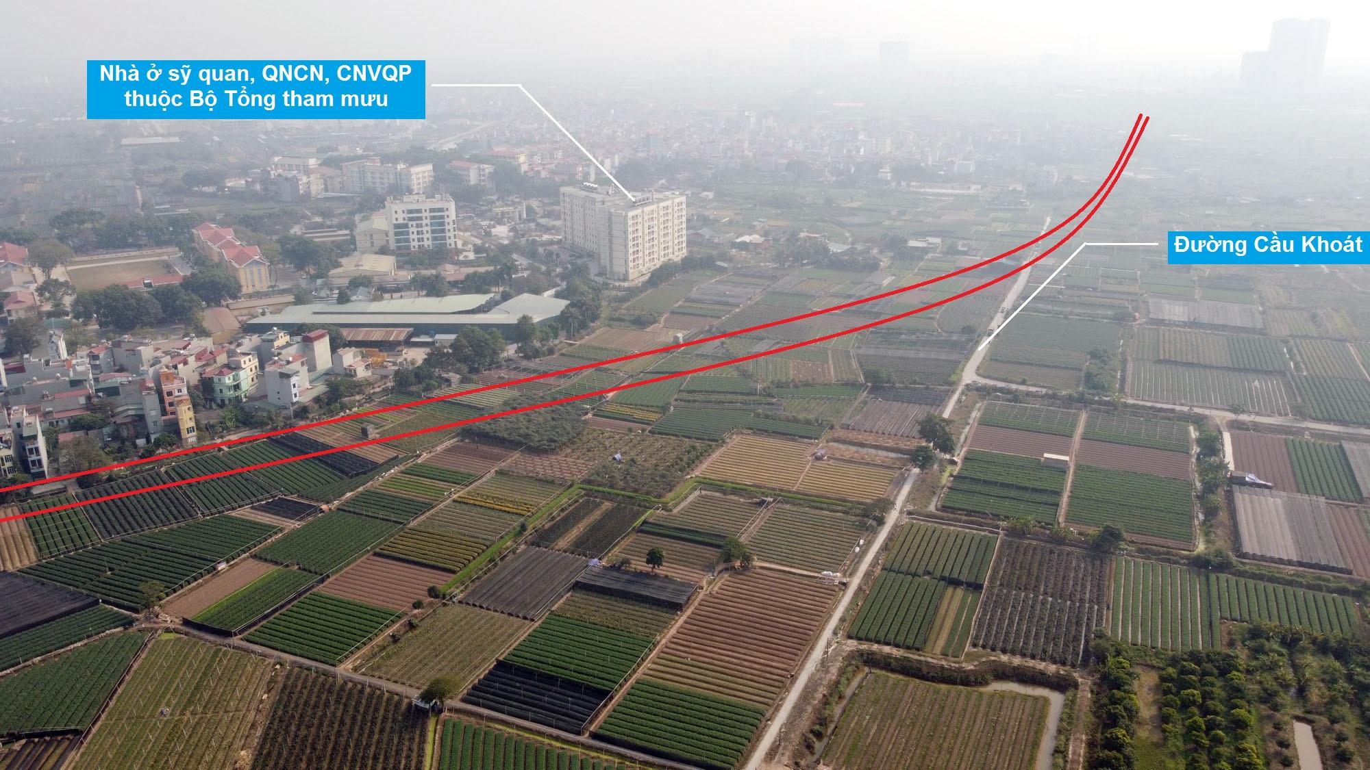 Ba đường sẽ mở theo qui hoạch ở phường Tây Tựu, Bắc Từ Liêm (phần 2) - Ảnh 7.