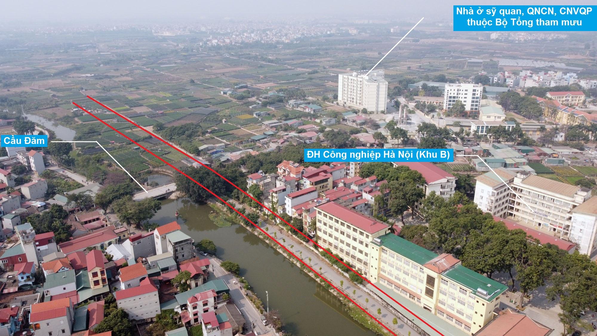 Ba đường sẽ mở theo qui hoạch ở phường Tây Tựu, Bắc Từ Liêm (phần 2) - Ảnh 9.