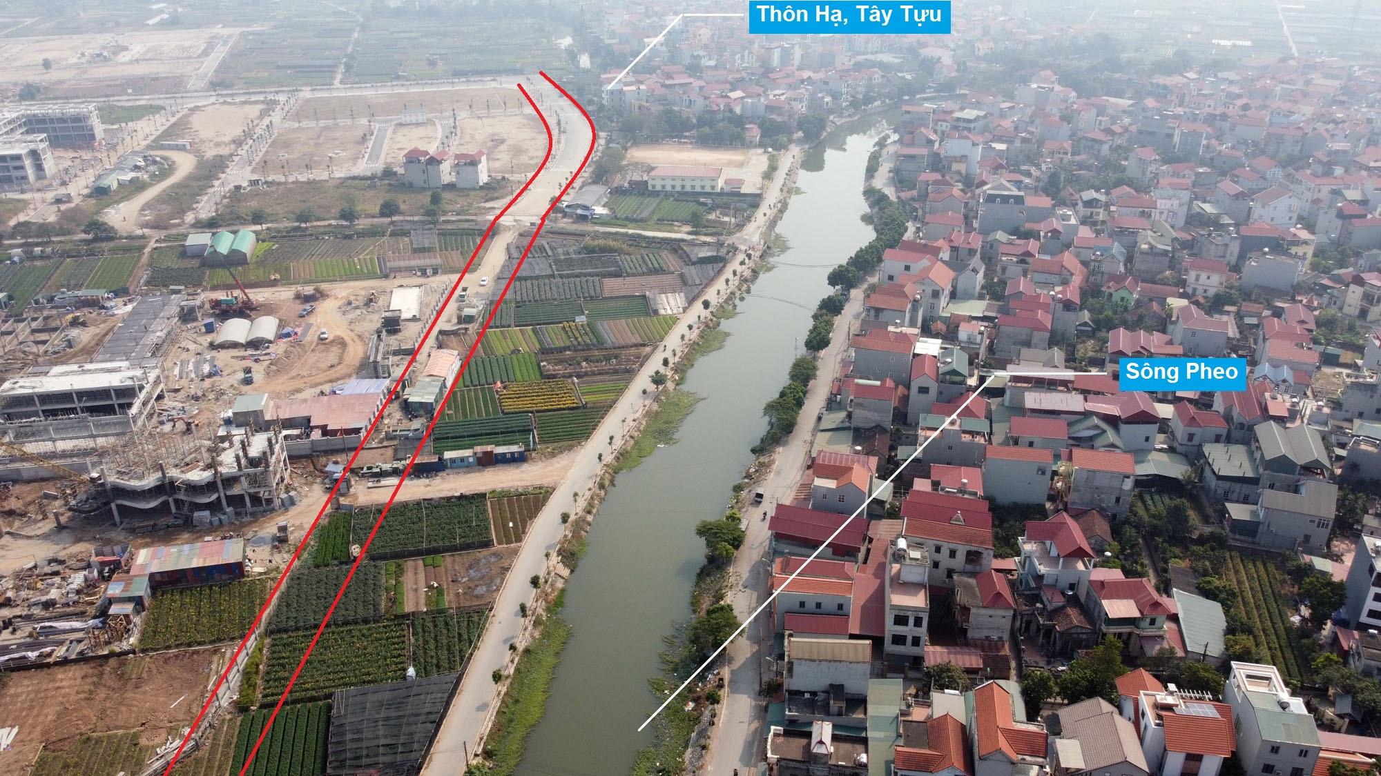 Ba đường sẽ mở theo qui hoạch ở phường Tây Tựu, Bắc Từ Liêm (phần 2) - Ảnh 11.
