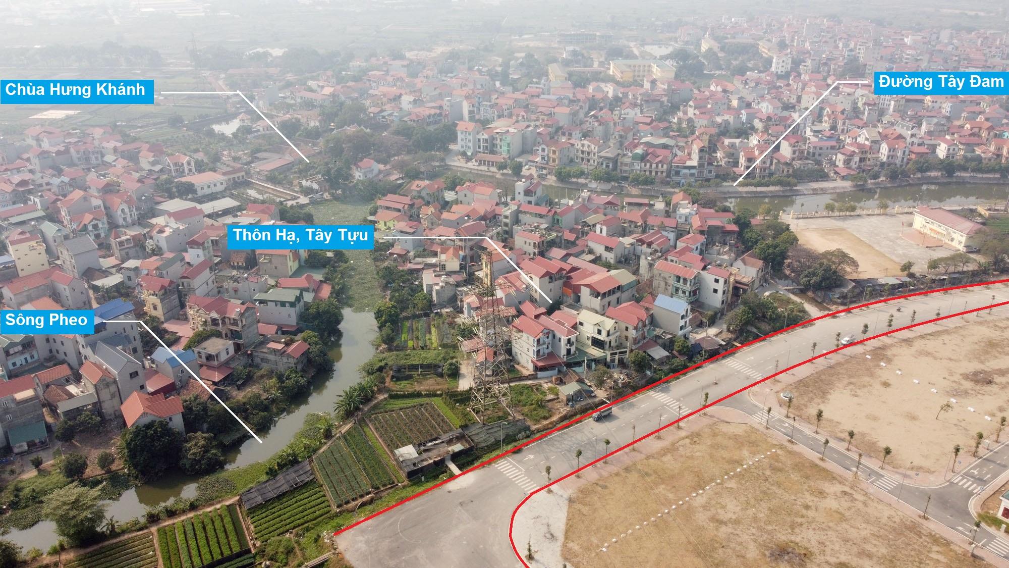Ba đường sẽ mở theo qui hoạch ở phường Tây Tựu, Bắc Từ Liêm (phần 2) - Ảnh 12.