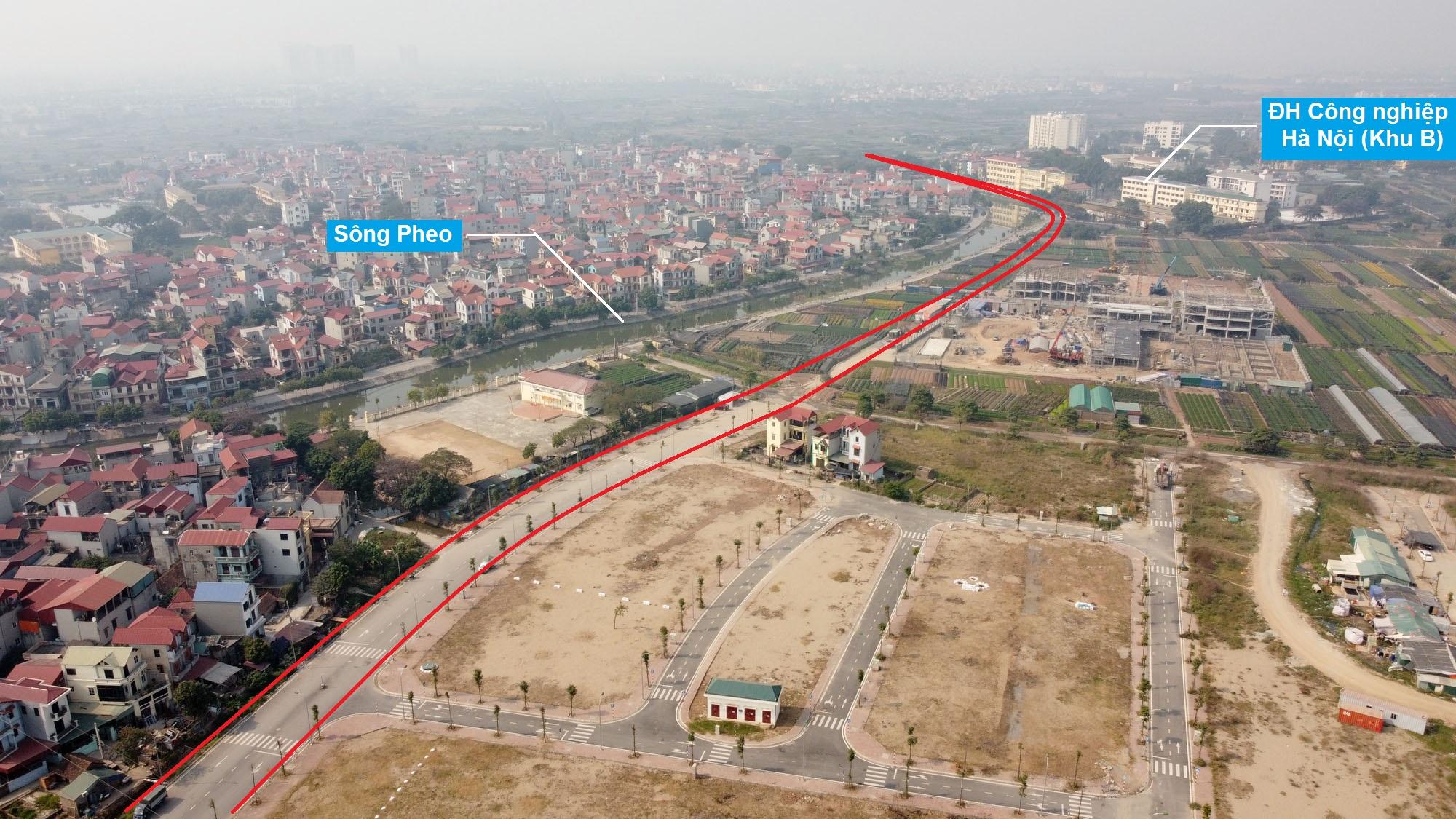 Ba đường sẽ mở theo qui hoạch ở phường Tây Tựu, Bắc Từ Liêm (phần 2) - Ảnh 13.