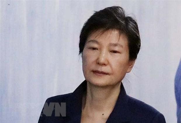 Tòa án Hàn Quốc y án 20 năm tù với cựu Tổng thống Park Geun-hye - Ảnh 1.