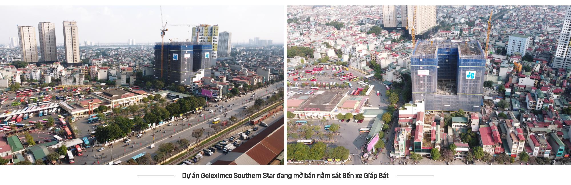 Review dự án Geleximco Southern Star đang mở bán: Gần đường hướng tâm Giải Phóng, trung bình 31 triệu đồng/m2 - Ảnh 1.