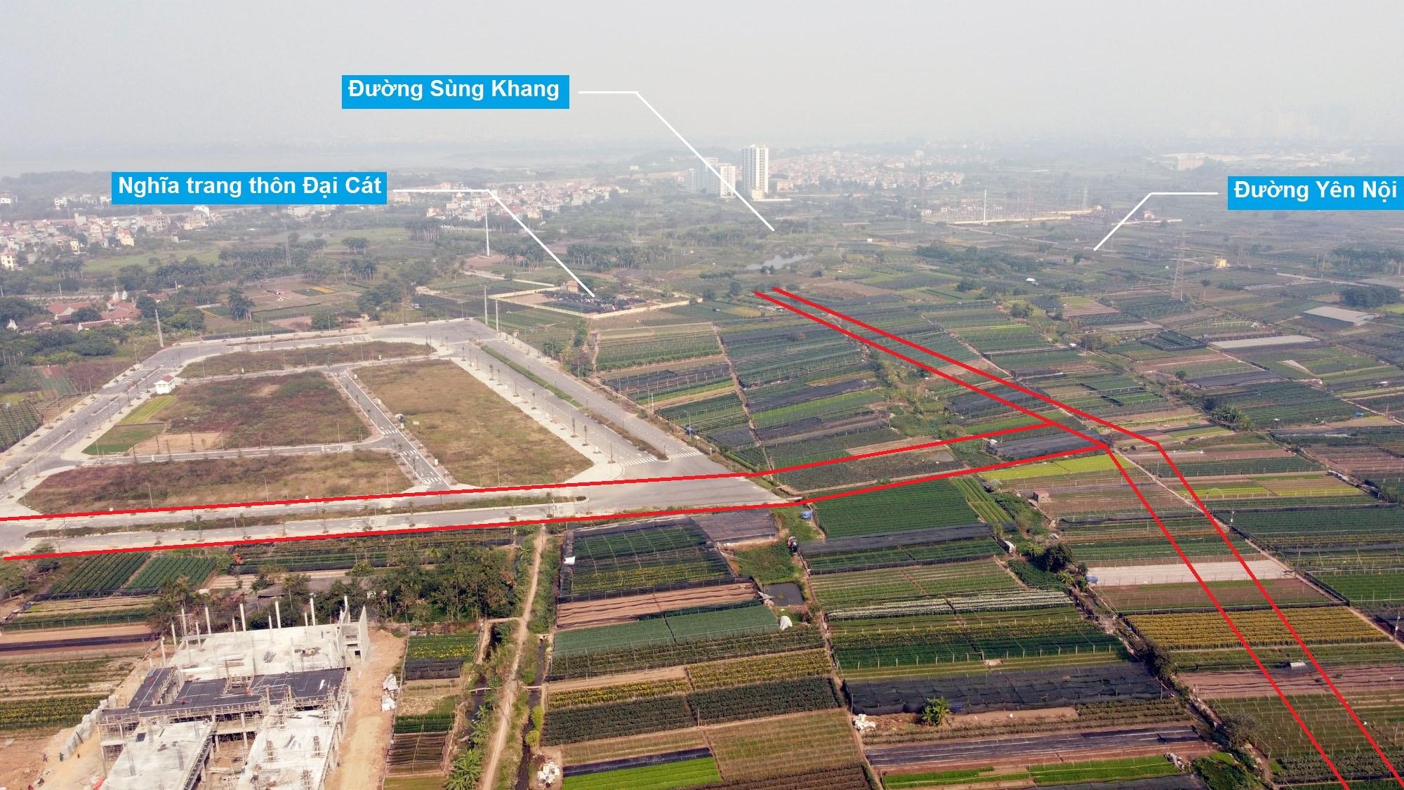 Ba đường sẽ mở theo qui hoạch ở phường Tây Tựu, Bắc Từ Liêm (phần 3) - Ảnh 9.