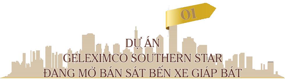 Review dự án Geleximco Southern Star đang mở bán: Gần đường hướng tâm Giải Phóng, trung bình 31 triệu đồng/m2 - Ảnh 2.