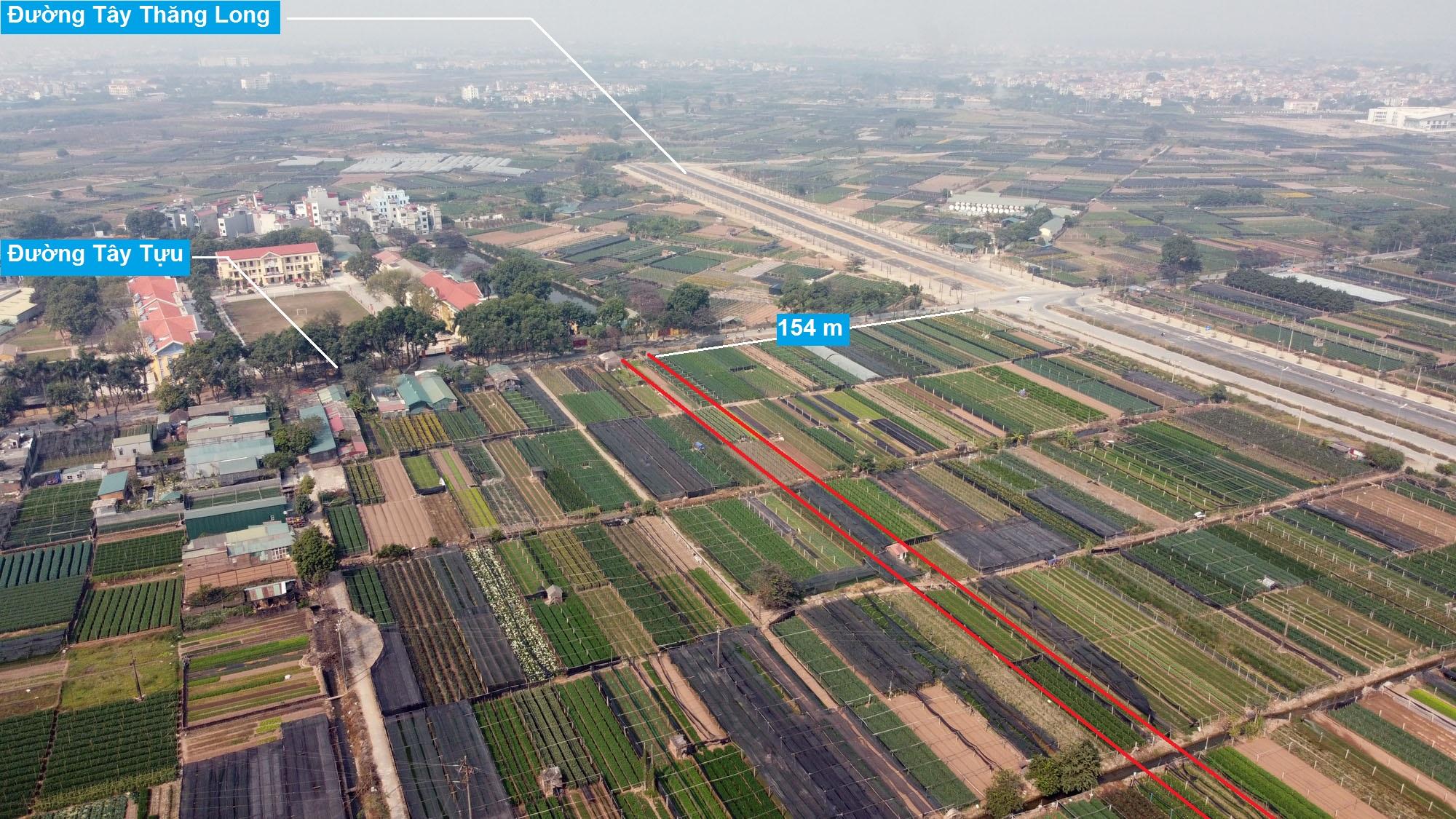 Ba đường sẽ mở theo qui hoạch ở phường Tây Tựu, Bắc Từ Liêm (phần 2) - Ảnh 15.
