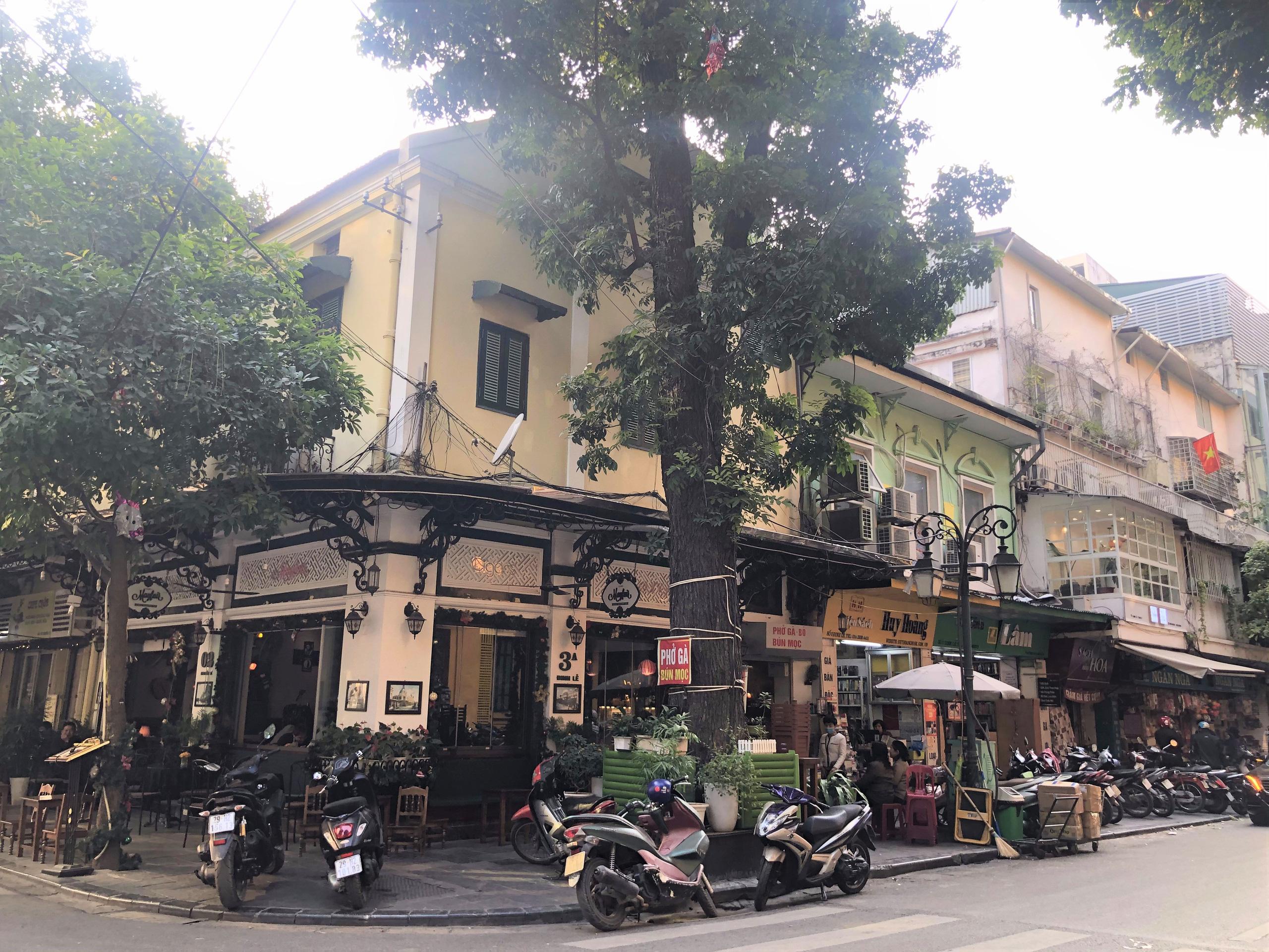 Giá đất phố Đinh Lễ, Hoàn Kiếm, Hà Nội giai đoạn 2020 - 2024 - Ảnh 1.