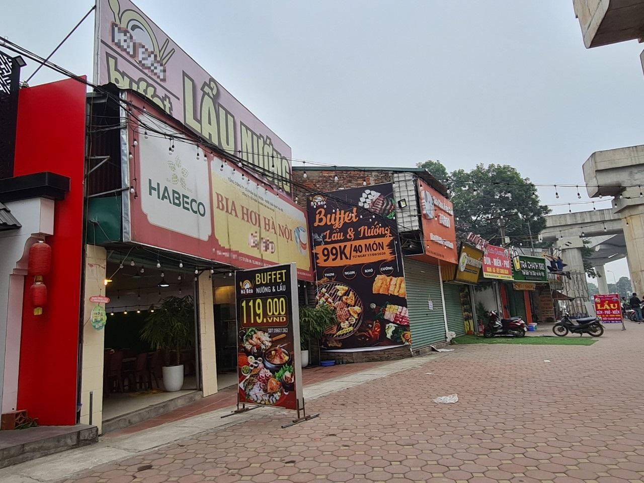 Xuất hiện mô hình kinh doanh 'bar street' độc đáo giữa lòng Hà Nội - Ảnh 4.