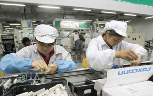Foxconn Việt Nam muốn lập dự án 1,3 tỷ USD tại Thanh Hòa - Ảnh 1.