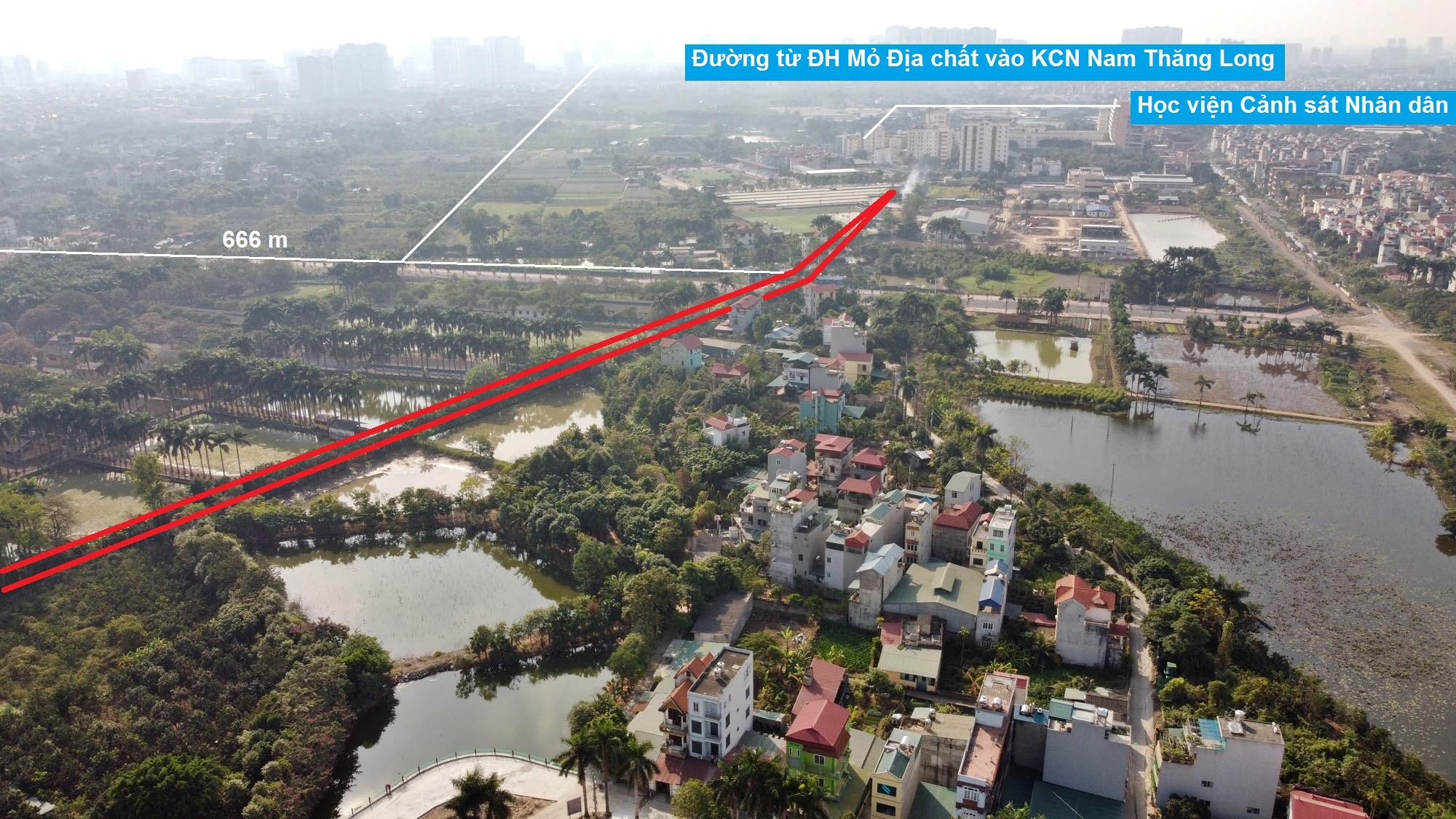 Ba đường sẽ mở theo qui hoạch ở phường Thụy Phương, Bắc Từ Liêm, Hà Nội (phần 2) - Ảnh 3.