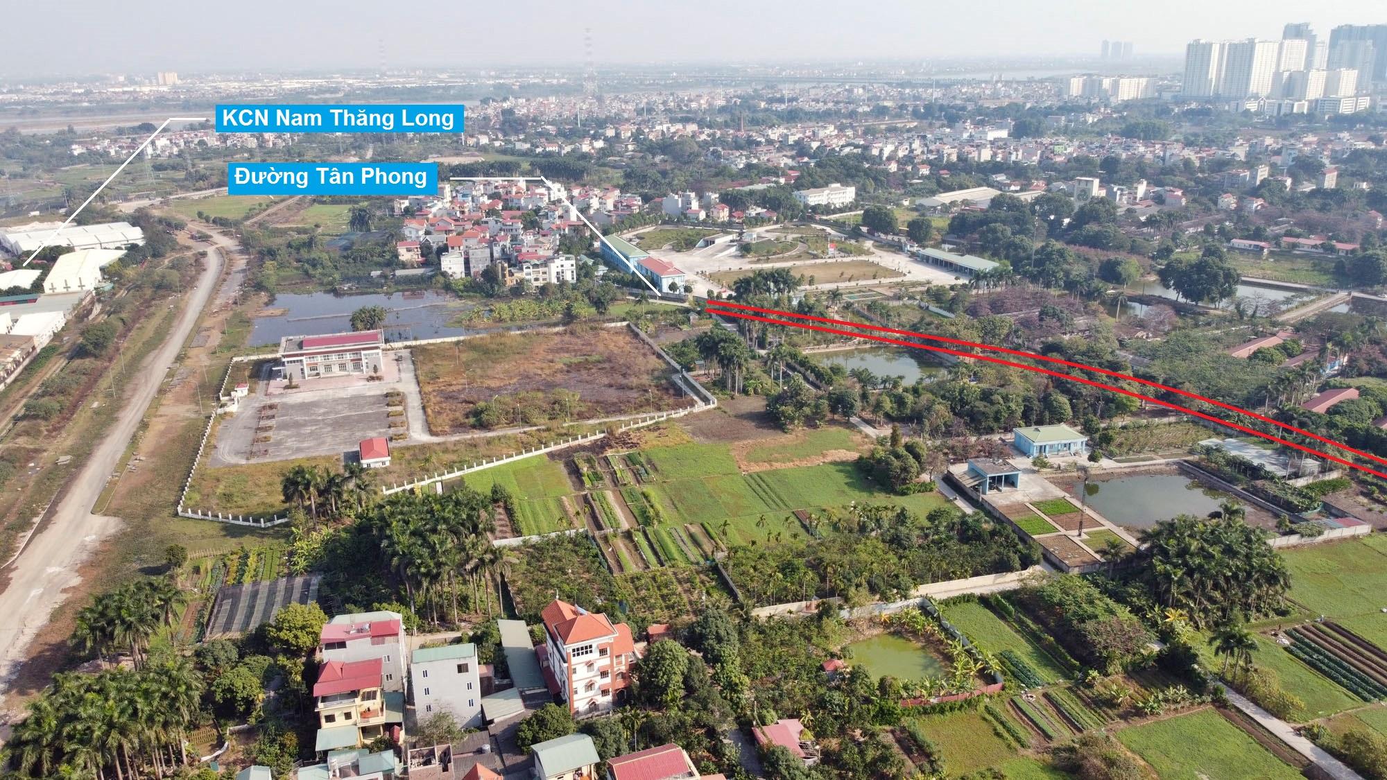 Ba đường sẽ mở theo qui hoạch ở phường Thụy Phương, Bắc Từ Liêm, Hà Nội (phần 2) - Ảnh 5.