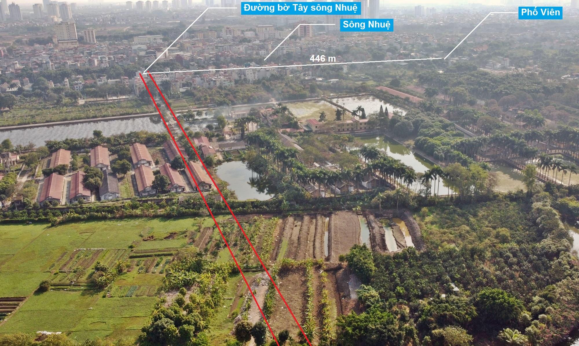 Ba đường sẽ mở theo qui hoạch ở phường Thụy Phương, Bắc Từ Liêm, Hà Nội (phần 2) - Ảnh 8.