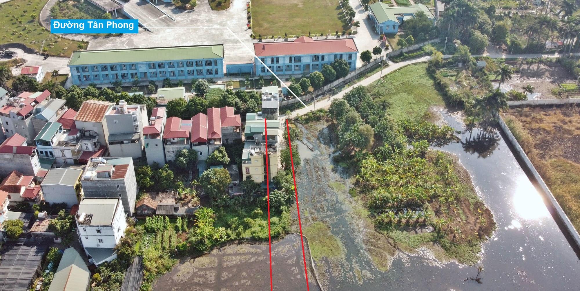 Ba đường sẽ mở theo qui hoạch ở phường Thụy Phương, Bắc Từ Liêm, Hà Nội (phần 2) - Ảnh 11.