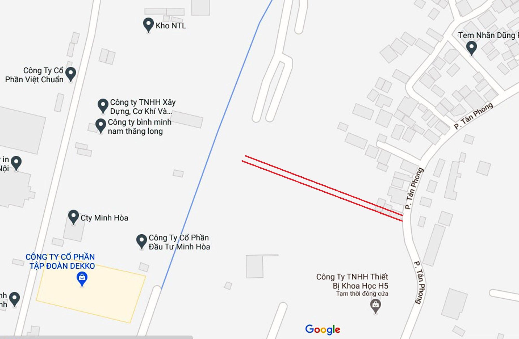 Ba đường sẽ mở theo qui hoạch ở phường Thụy Phương, Bắc Từ Liêm, Hà Nội (phần 2) - Ảnh 10.