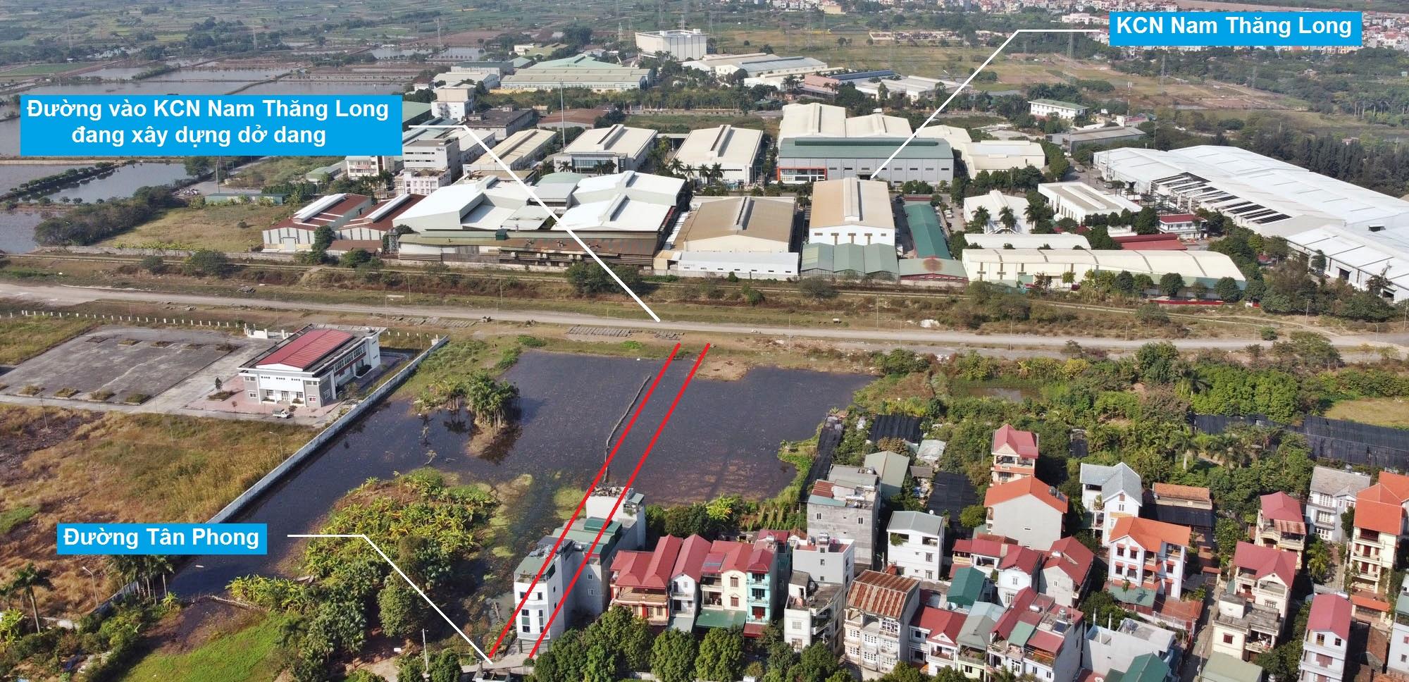 Ba đường sẽ mở theo qui hoạch ở phường Thụy Phương, Bắc Từ Liêm, Hà Nội (phần 2) - Ảnh 12.