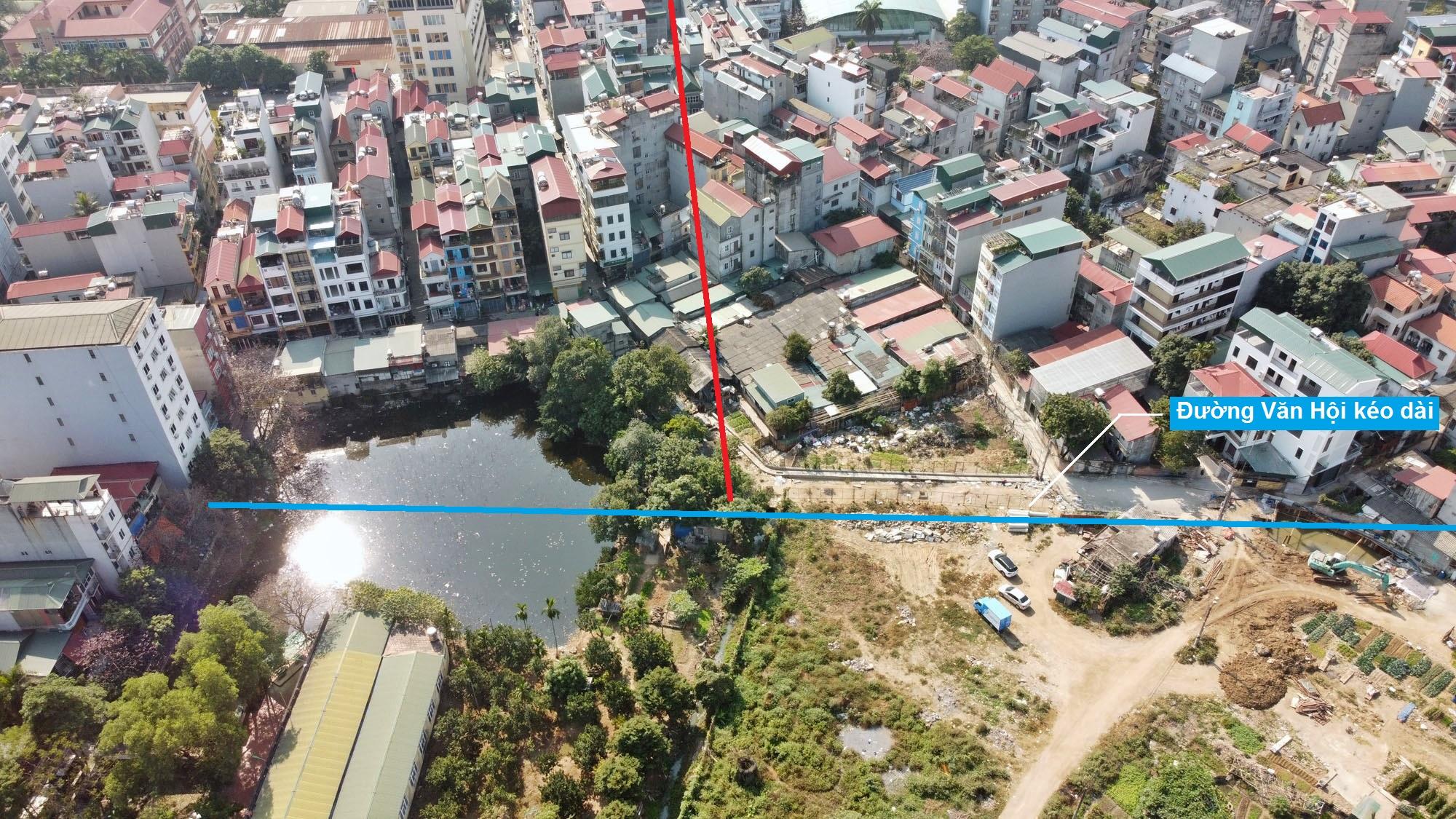 Ba đường sẽ mở theo qui hoạch ở phường Đức Thắng, Bắc Từ Liêm, Hà Nội (phần 2) - Ảnh 8.