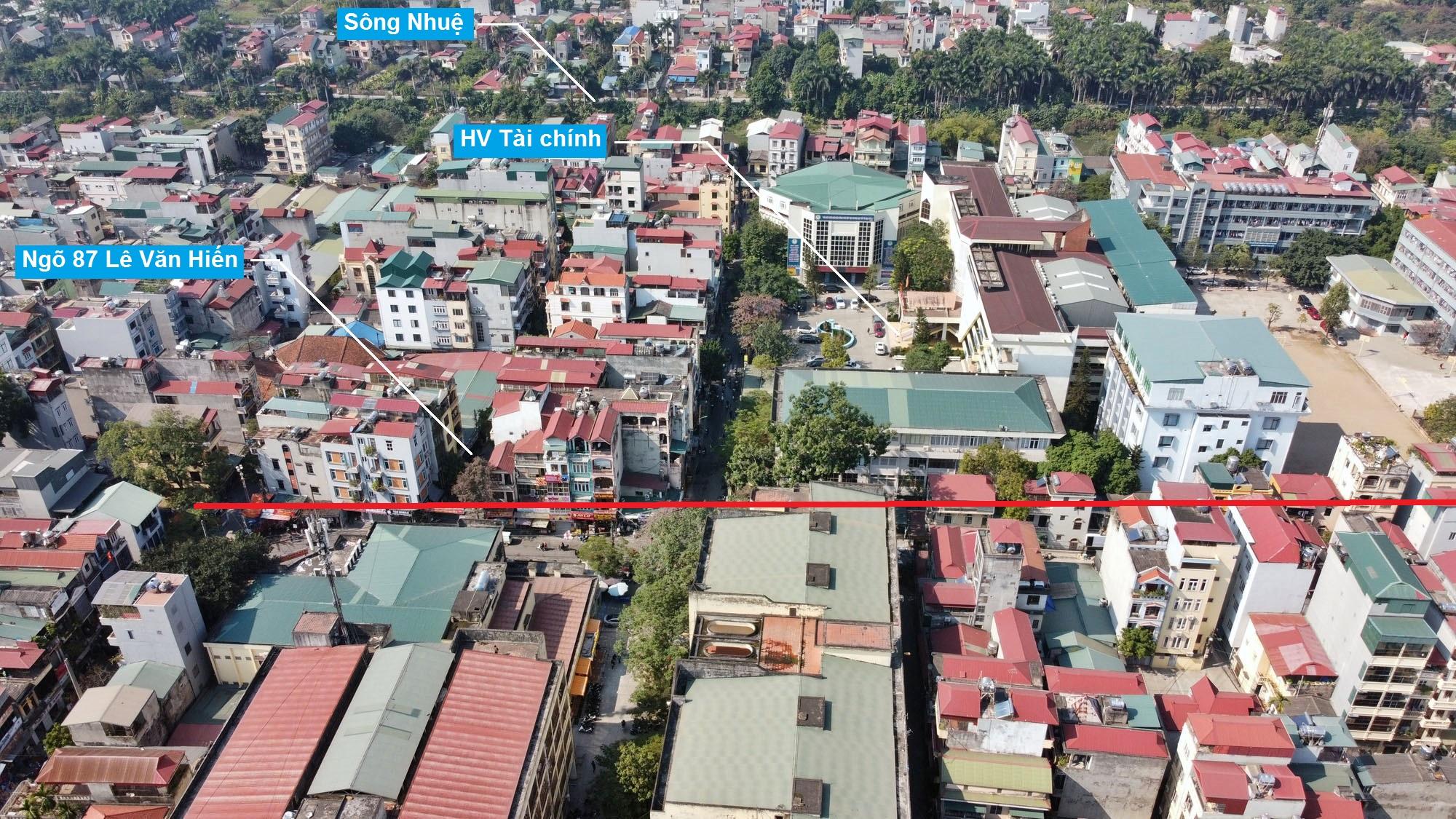 Ba đường sẽ mở theo qui hoạch ở phường Đức Thắng, Bắc Từ Liêm, Hà Nội (phần 2) - Ảnh 10.