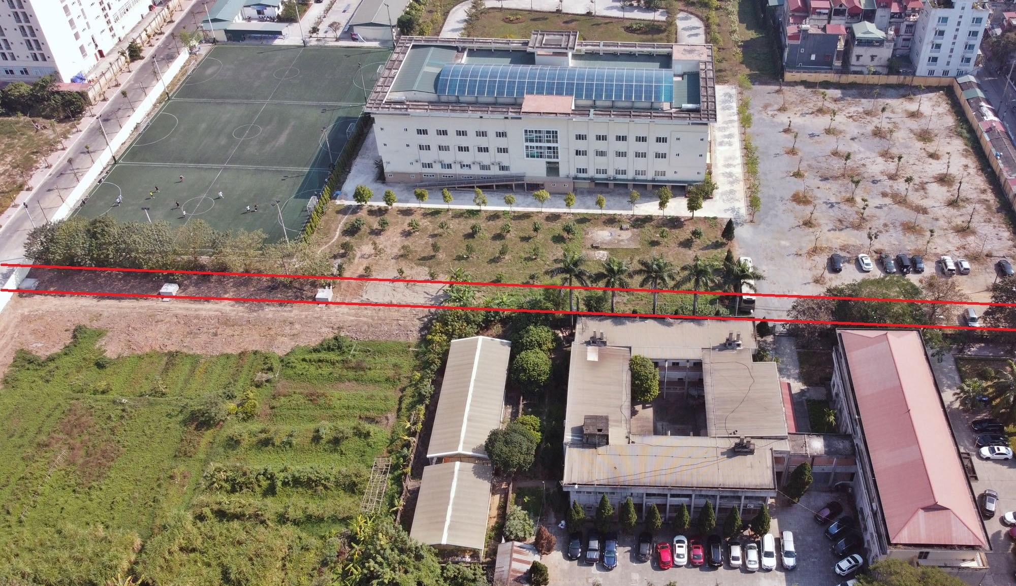 Ba đường sẽ mở theo qui hoạch ở phường Đức Thắng, Bắc Từ Liêm, Hà Nội (phần 2) - Ảnh 12.