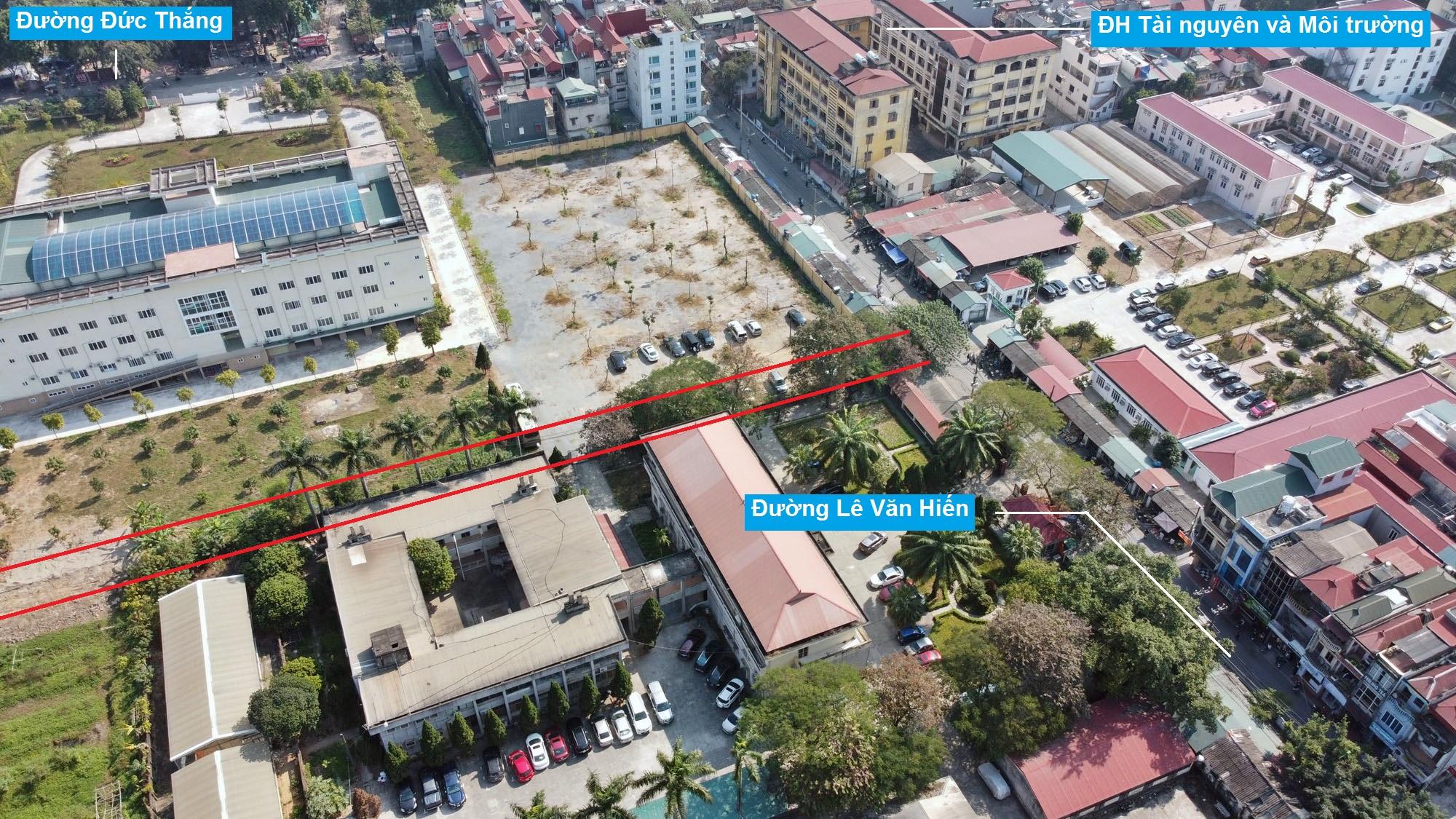 Ba đường sẽ mở theo qui hoạch ở phường Đức Thắng, Bắc Từ Liêm, Hà Nội (phần 2) - Ảnh 13.