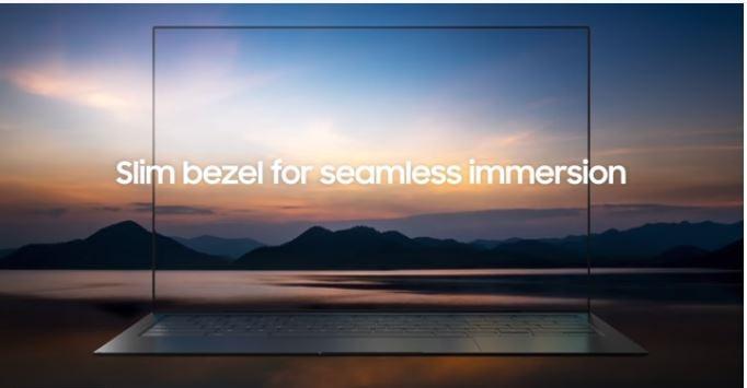 Samsung cải tiến công nghệ không viền với máy tính xách tay Blade Bezel - Ảnh 3.
