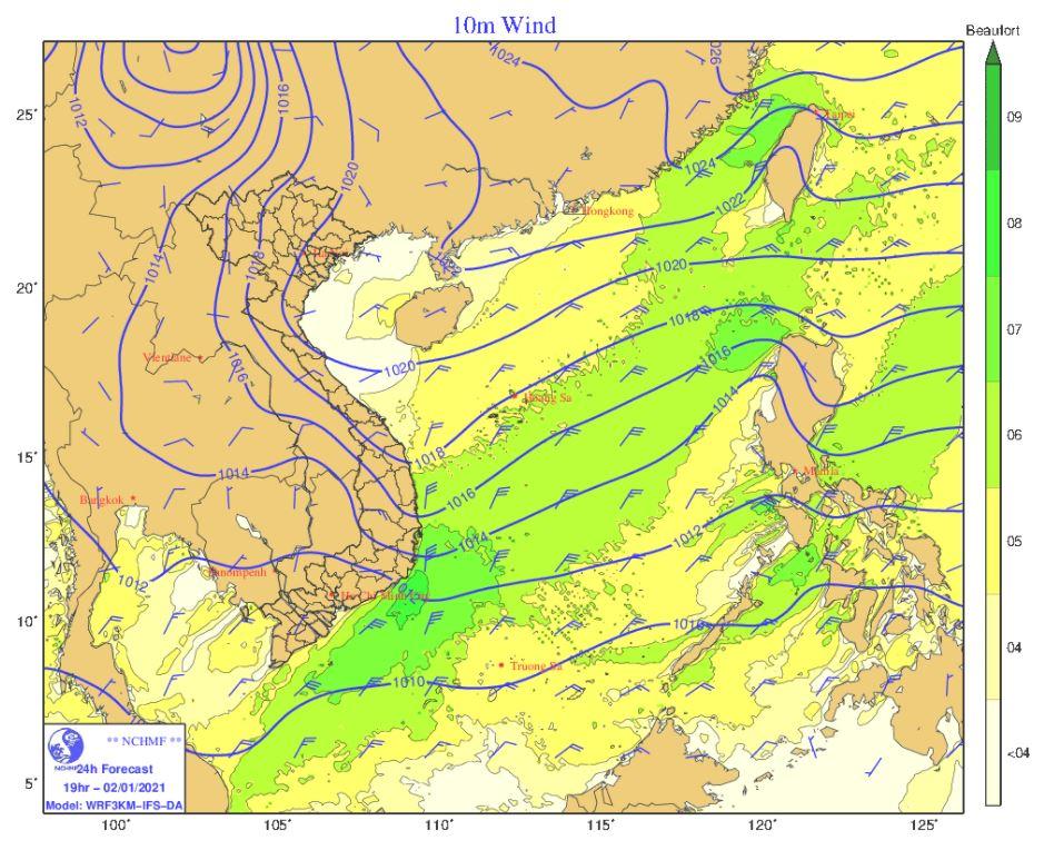 Thời tiết Hà Nội hôm nay 2/1: Ngày nắng nhưng rét đậm, Hải Phòng sáng sớm sương mù - Ảnh 1.