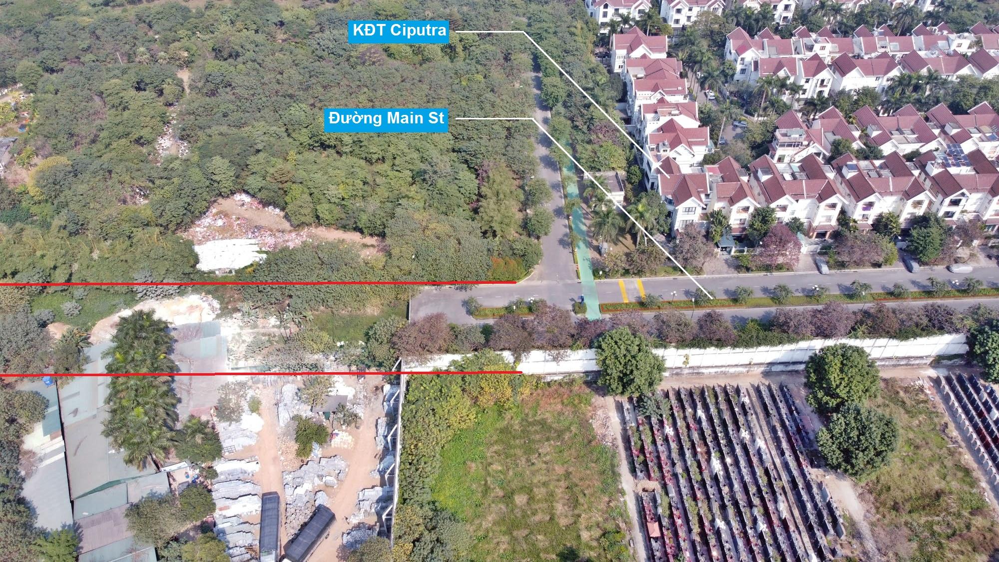 Ba đường sẽ mở theo qui hoạch ở phường Xuân Đỉnh, Bắc Từ Liêm, Hà Nội (phần 2) - Ảnh 4.