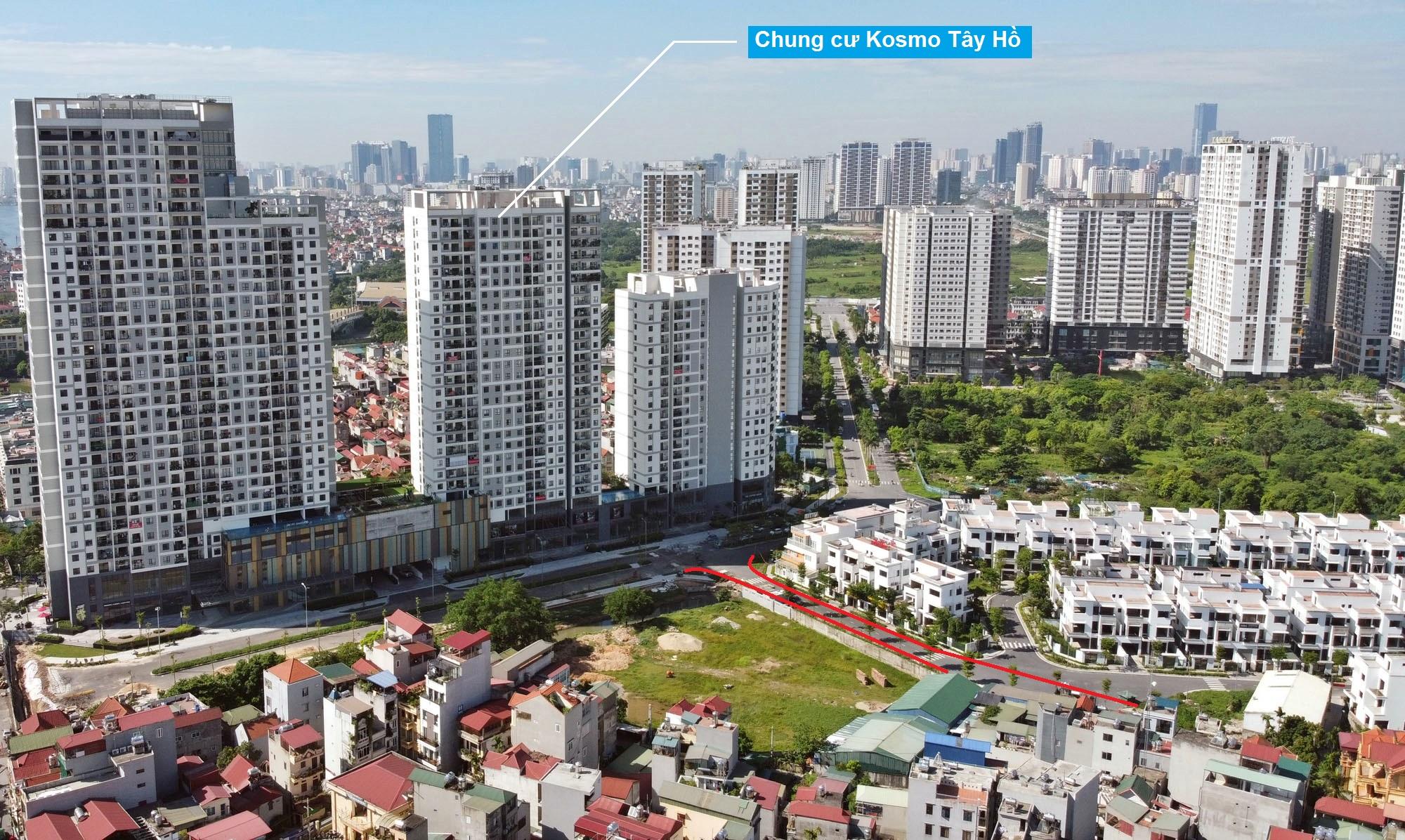 Ba đường sẽ mở theo qui hoạch ở phường Xuân Tảo, Bắc Từ Liêm, Hà Nội (phần 2) - Ảnh 5.