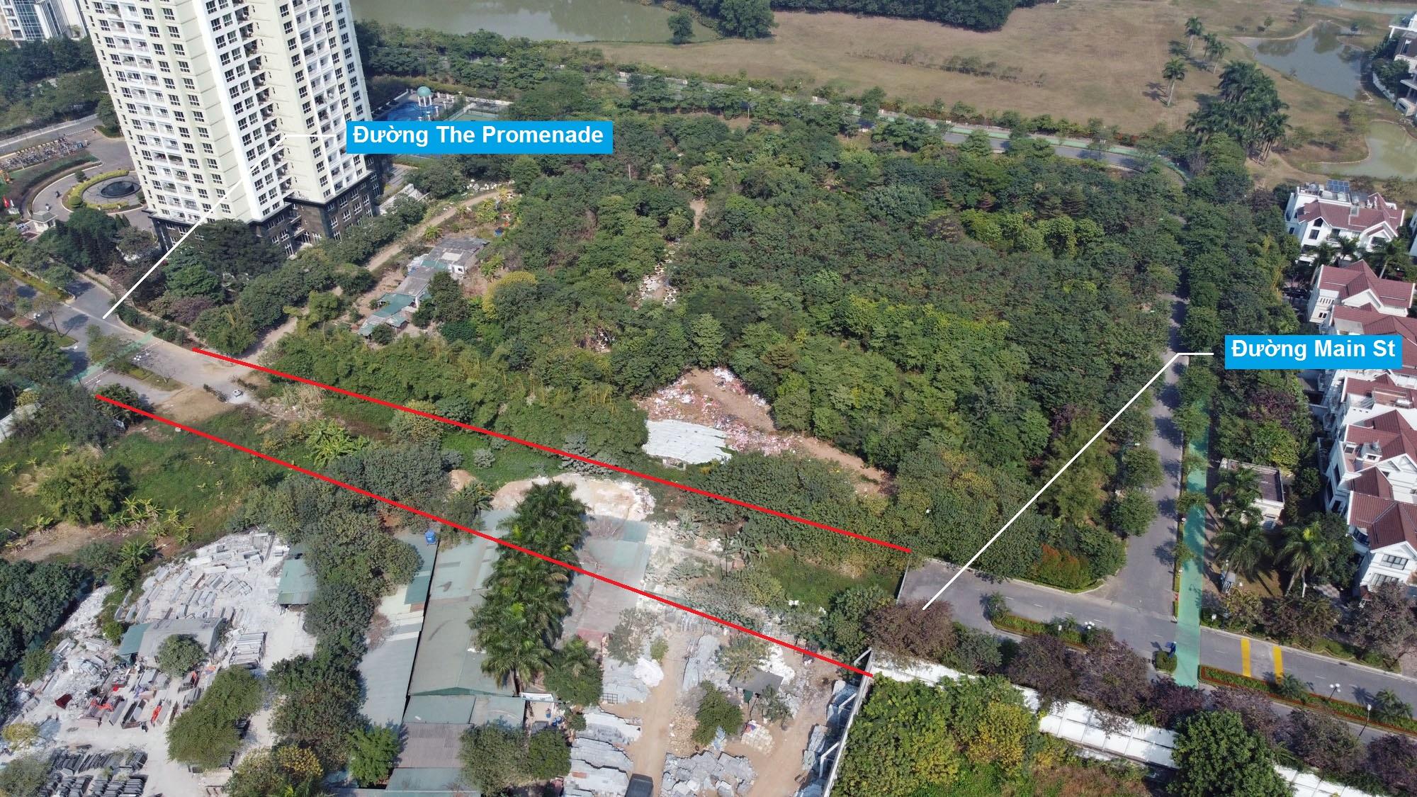Ba đường sẽ mở theo qui hoạch ở phường Xuân Đỉnh, Bắc Từ Liêm, Hà Nội (phần 2) - Ảnh 5.