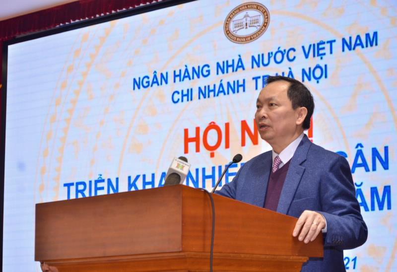 Tăng trưởng tín dụng các ngân hàng trên địa bàn Hà Nội năm 2020 đạt 9,58% - Ảnh 1.