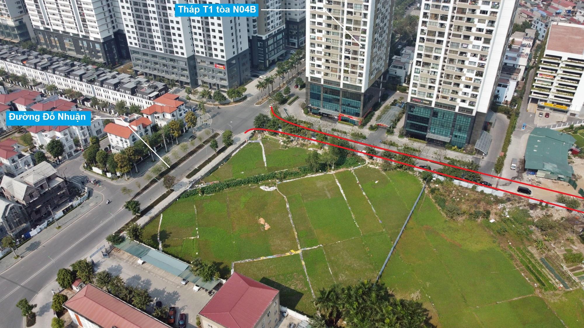 Ba đường sẽ mở theo qui hoạch ở phường Xuân Tảo, Bắc Từ Liêm, Hà Nội (phần 2) - Ảnh 7.