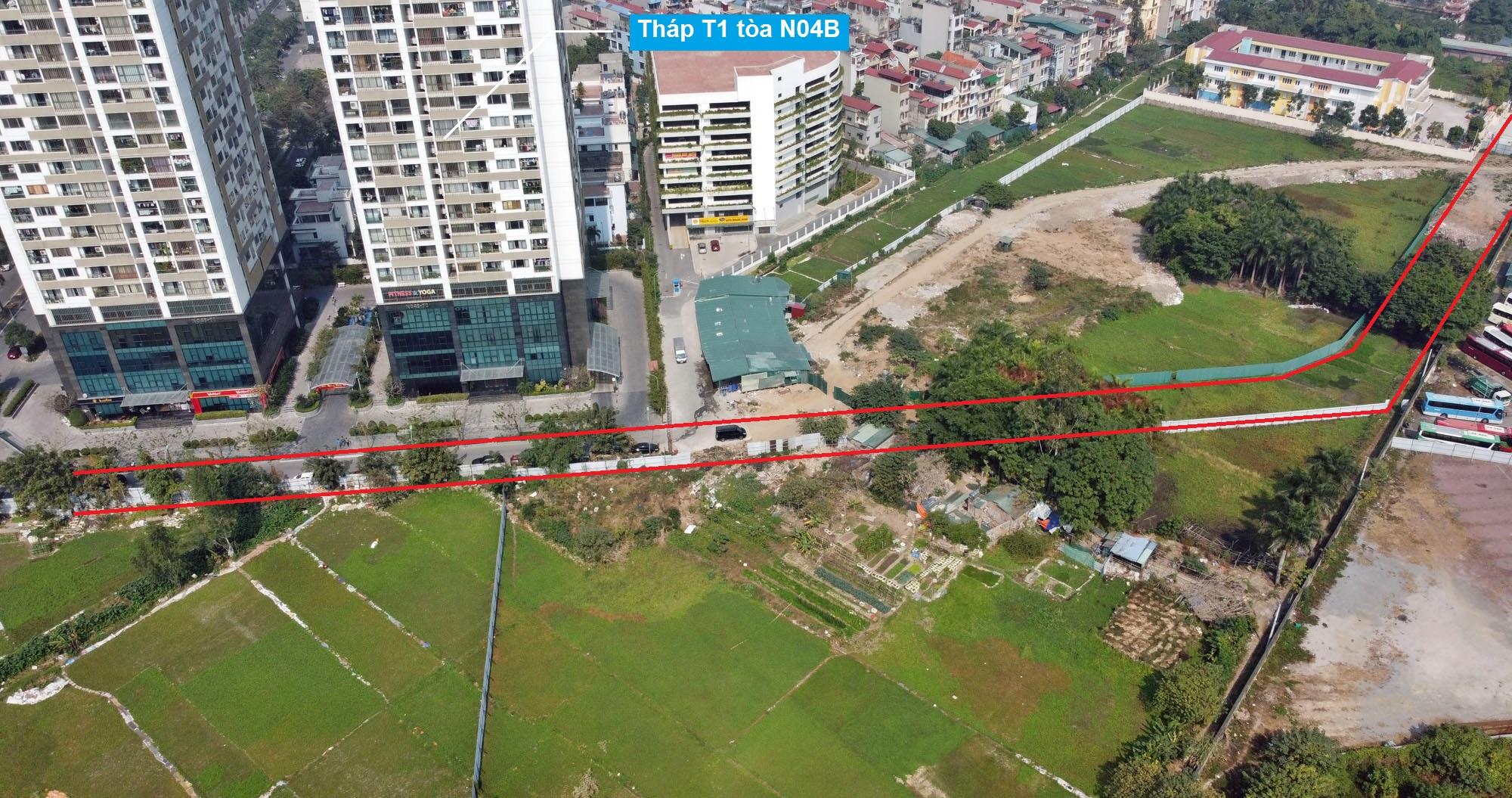 Ba đường sẽ mở theo qui hoạch ở phường Xuân Tảo, Bắc Từ Liêm, Hà Nội (phần 2) - Ảnh 8.