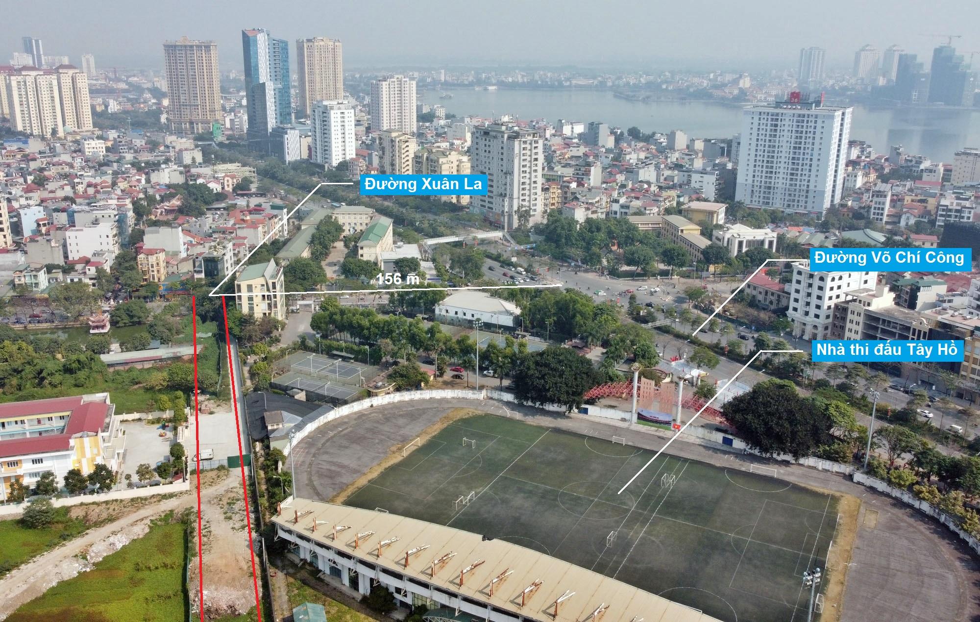 Ba đường sẽ mở theo qui hoạch ở phường Xuân Tảo, Bắc Từ Liêm, Hà Nội (phần 2) - Ảnh 9.