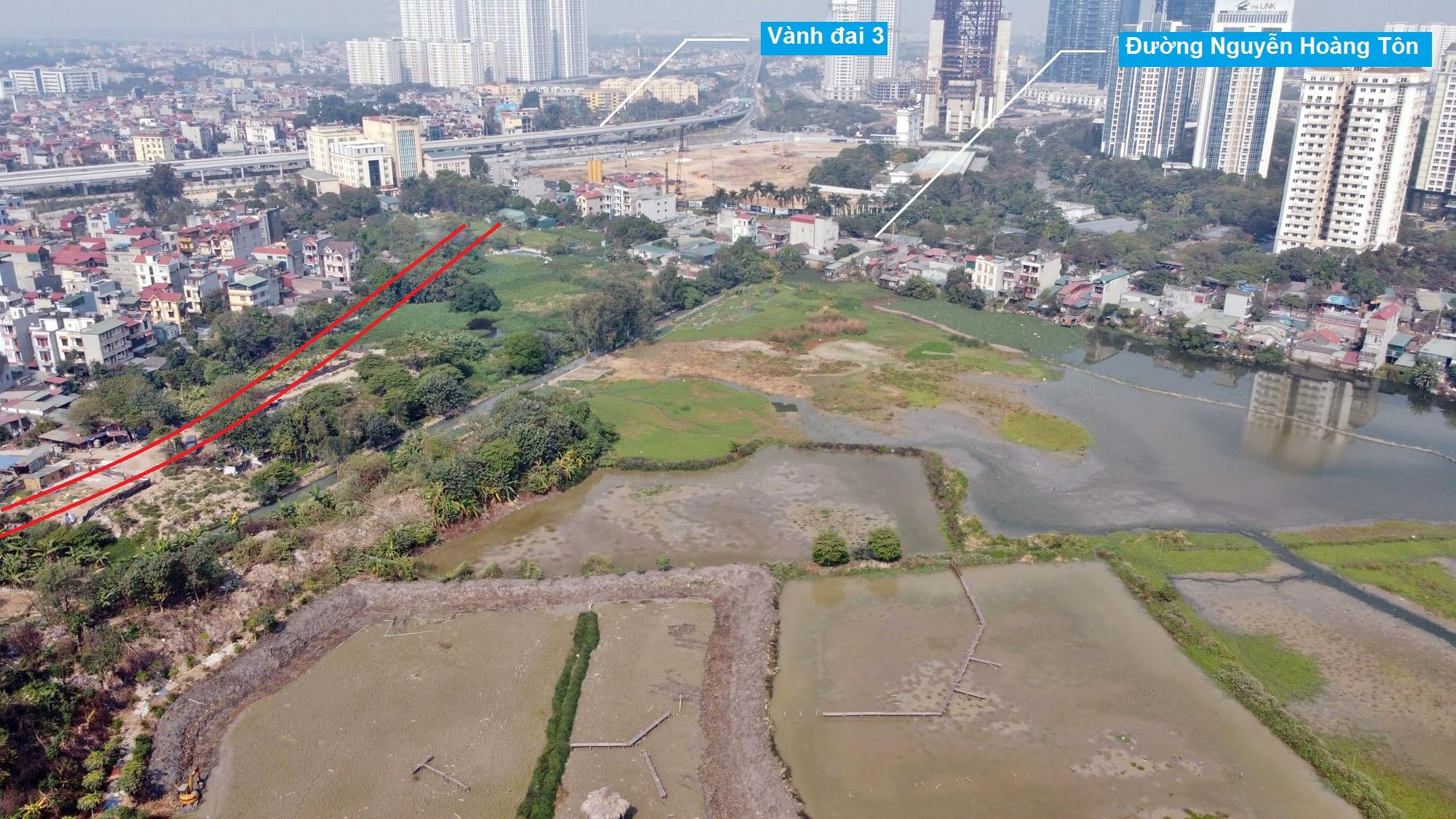 Ba đường sẽ mở theo qui hoạch ở phường Xuân Đỉnh, Bắc Từ Liêm, Hà Nội (phần 2) - Ảnh 9.