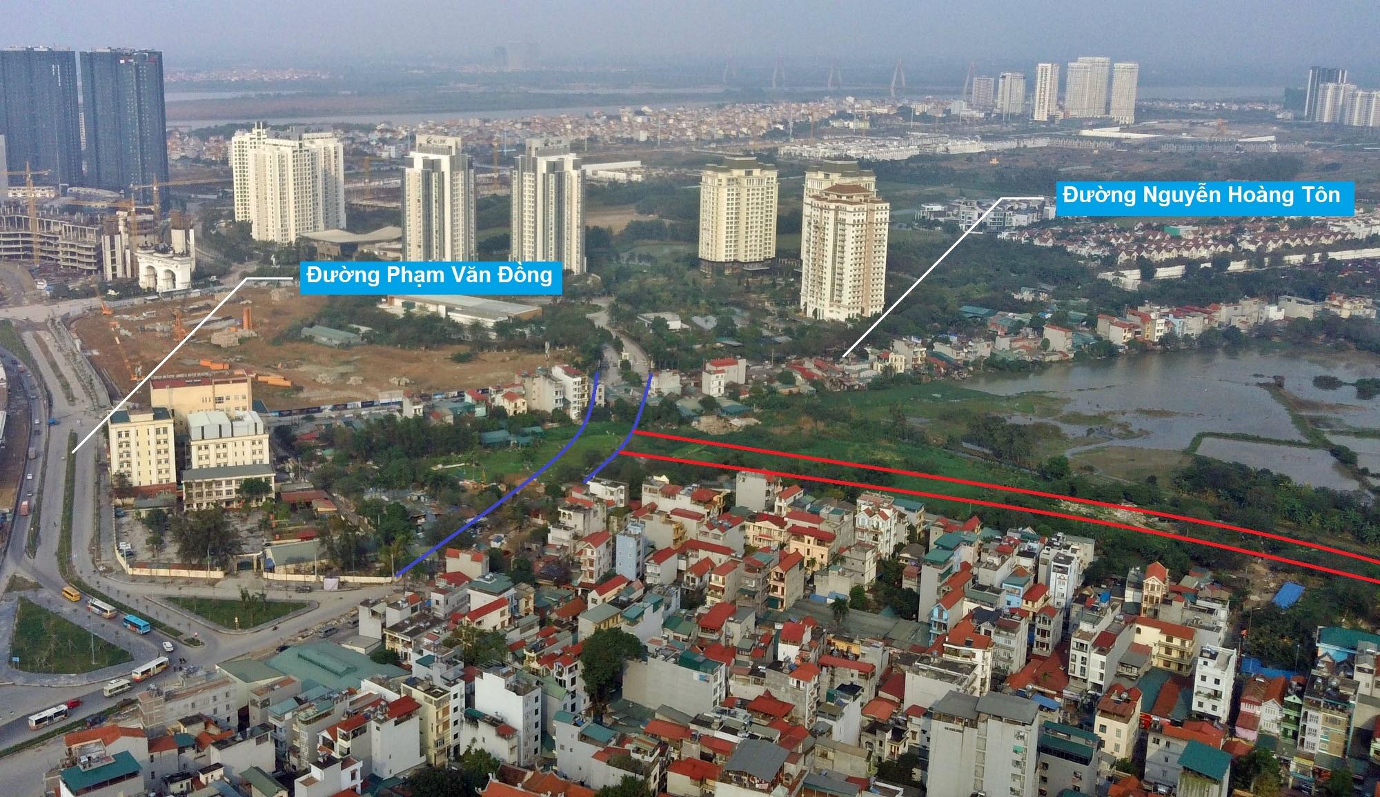 Ba đường sẽ mở theo qui hoạch ở phường Xuân Đỉnh, Bắc Từ Liêm, Hà Nội (phần 2) - Ảnh 10.