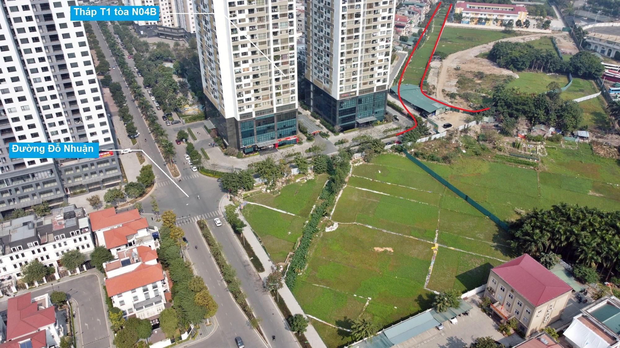 Ba đường sẽ mở theo qui hoạch ở phường Xuân Tảo, Bắc Từ Liêm, Hà Nội (phần 2) - Ảnh 11.