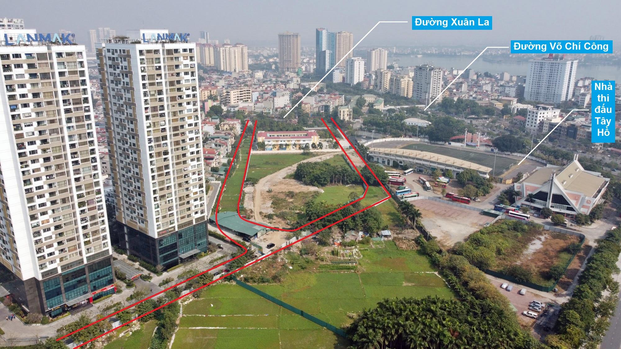 Ba đường sẽ mở theo qui hoạch ở phường Xuân Tảo, Bắc Từ Liêm, Hà Nội (phần 2) - Ảnh 13.