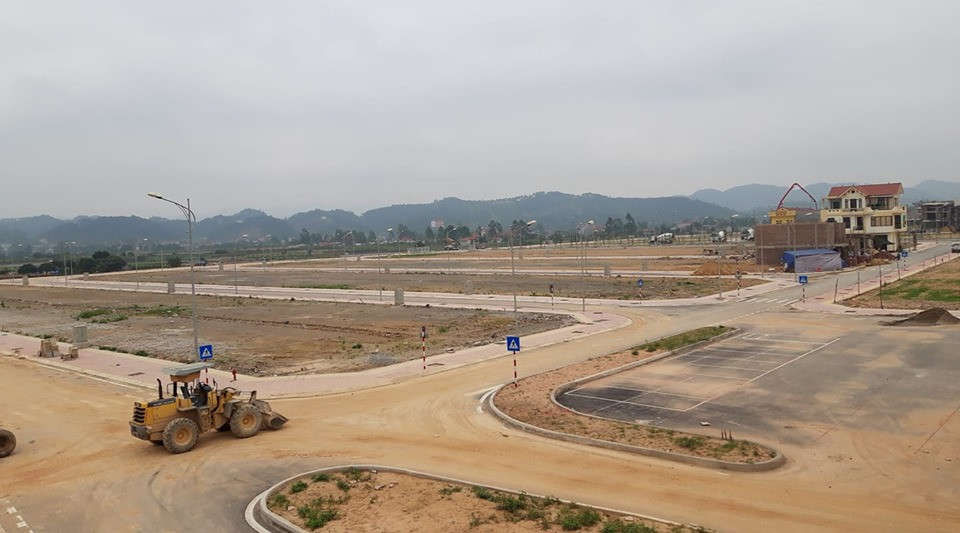 Lạng Sơn: Năm 2020 giải phóng mặt bằng hơn 84.000m2 cho 19 dự án - Ảnh 1.