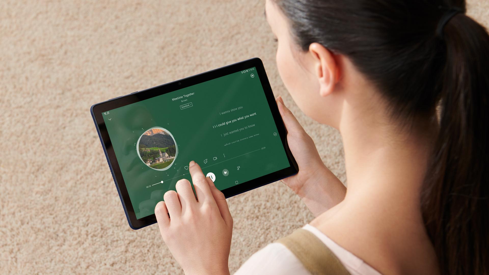 Bộ đôi MatePad và MatePad T10s được phân phối độc quyền qua Thế Giới Di Động - Ảnh 1.