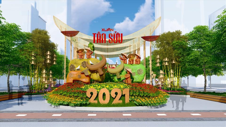 Khám phá những địa điểm vui chơi Tết Nguyên đán 2021 ở Sài Gòn  - Ảnh 2.