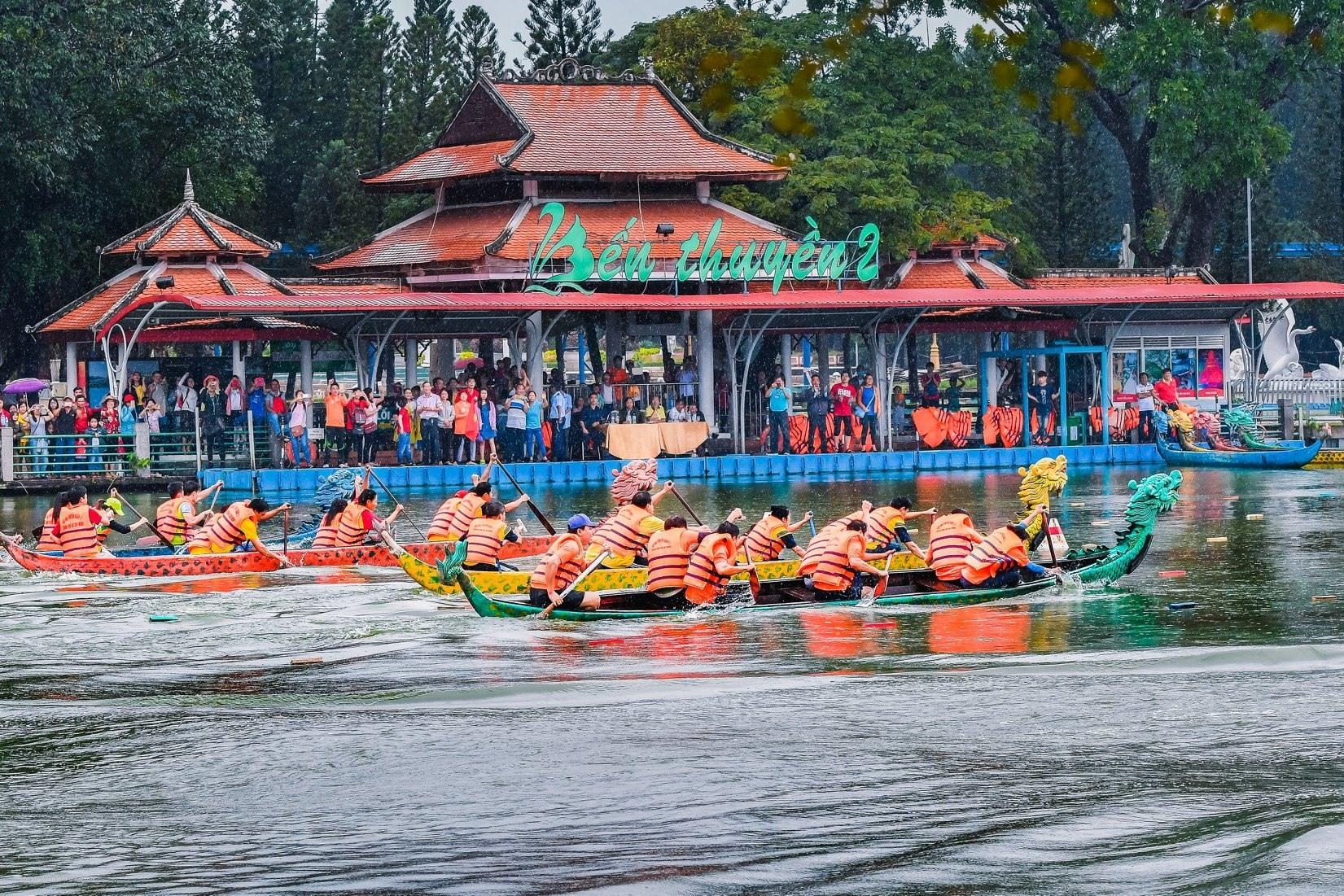 Khám phá những địa điểm vui chơi Tết Nguyên đán 2021 ở Sài Gòn 2021 - Ảnh 9.