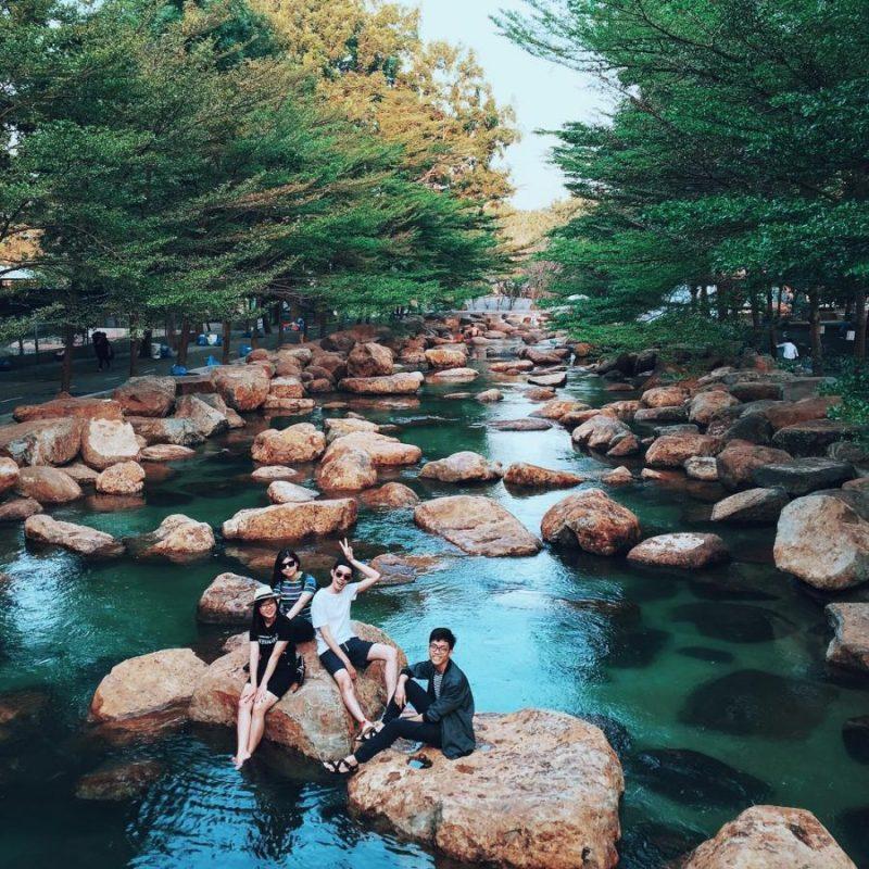 Bật mí những địa điểm du xuân thú vị quanh Sài Gòn trong dịp Tết 2021 - Ảnh 14.