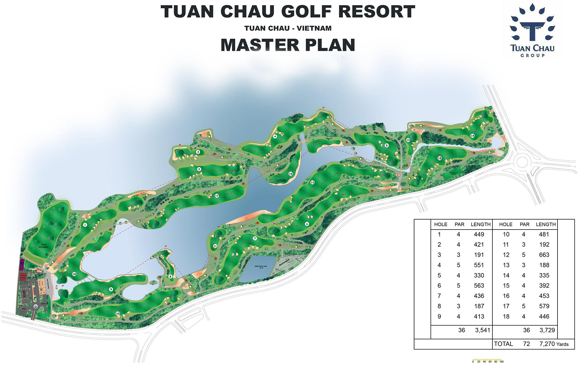 Sân golf lớn nhất Quảng Ninh trị giá 1.500 tỷ đồng sẽ đưa vào khai thác trong tháng 6/2021 - Ảnh 1.