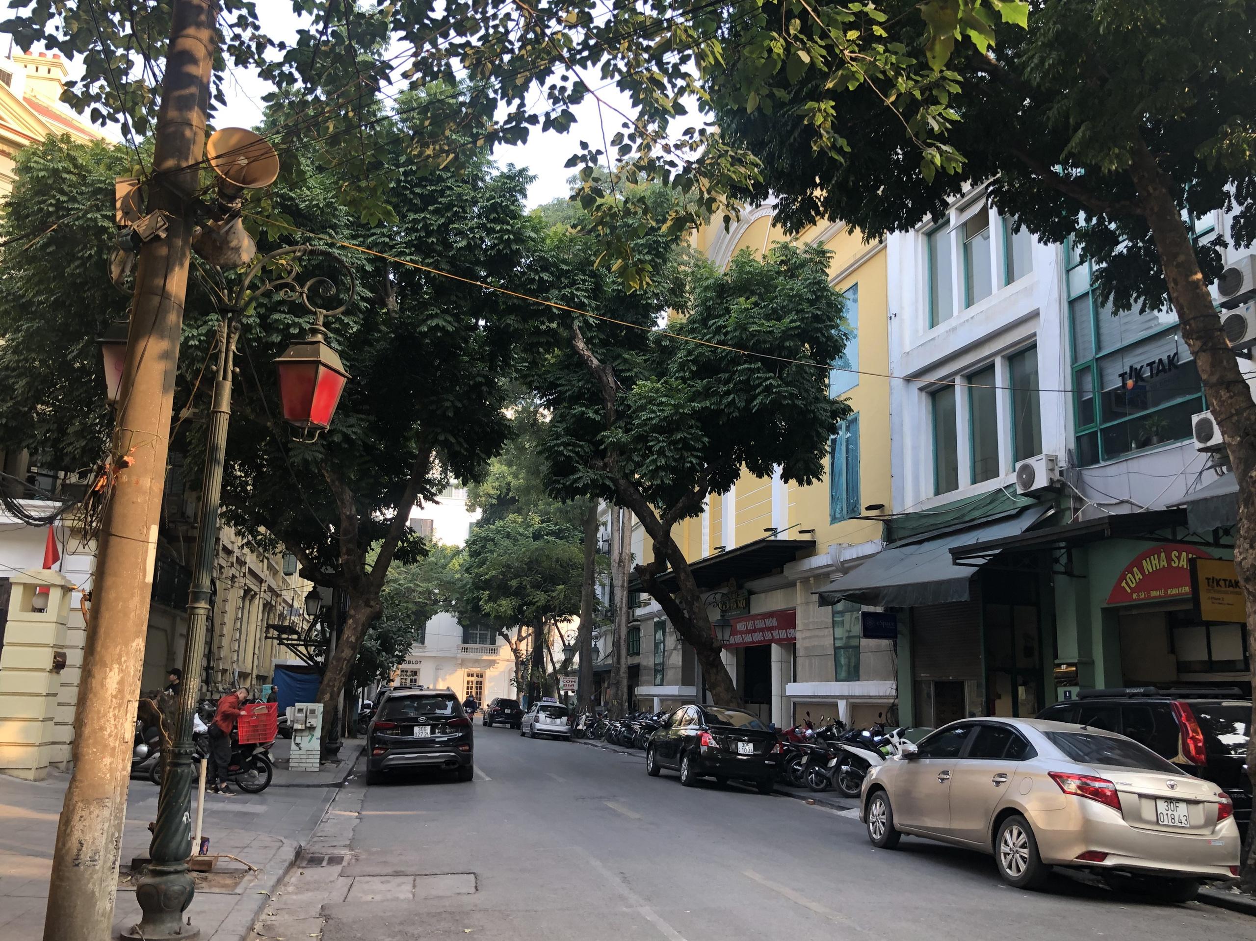 Giá đất phố Đinh Lễ, Hoàn Kiếm, Hà Nội - Ảnh 3.