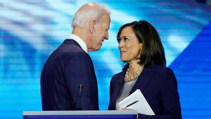 Tổng qua lễ nhậm chức chưa từng có trong lịch sử của cặp đôi Biden - Harris - Ảnh 1.