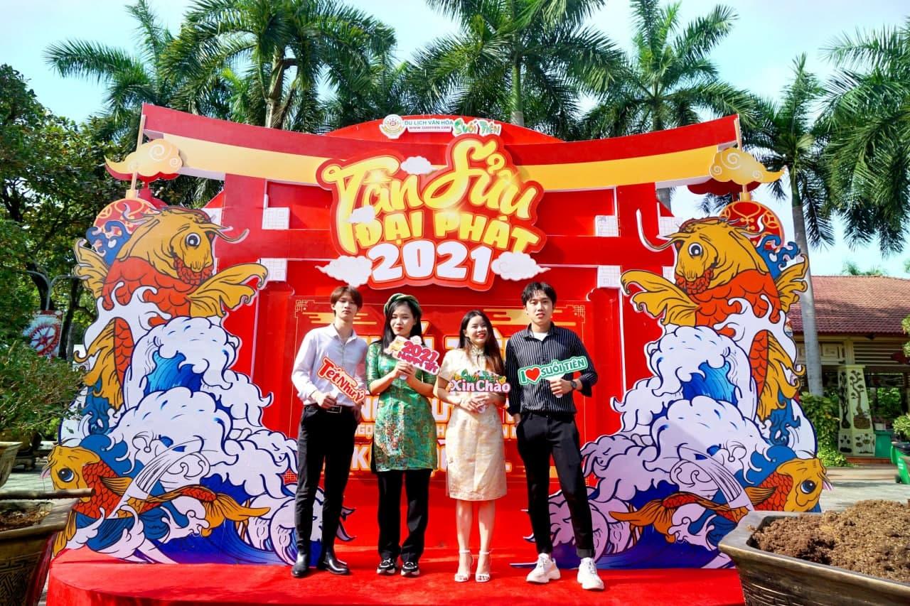 Khám phá những địa điểm vui chơi Tết Nguyên đán 2021 ở Sài Gòn 2021 - Ảnh 12.
