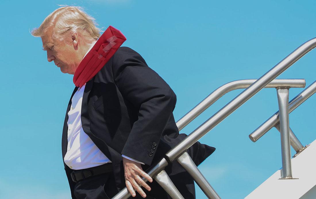 Những ngả đường phía trước ông Trump sau khi trở thành cựu tổng thống - Ảnh 1.