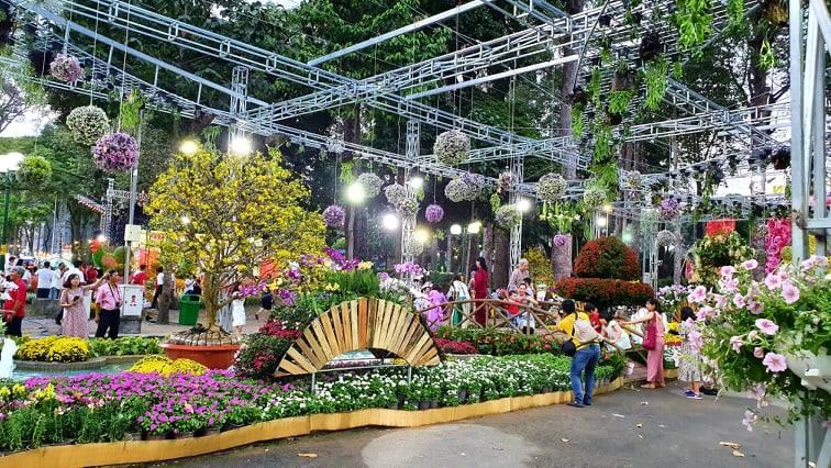 Khám phá những địa điểm vui chơi Tết Nguyên đán 2021 ở Sài Gòn 2021 - Ảnh 7.