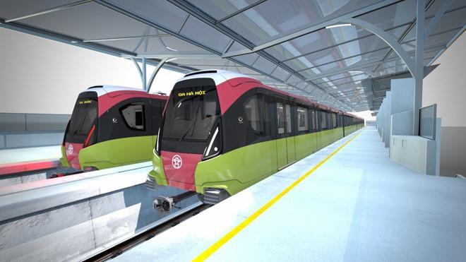 Metro Nhổn - ga Hà Nội mở cửa hai ngày cho người dân tham quan - Ảnh 1.